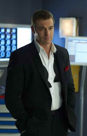 Michael Shanks in Saving Hope TV series