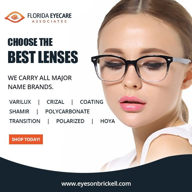 Get connected with us at Eyes on Brickell to discover the best collection of Contact Lenses.  We deal with top-notch brands like Varilux, Crizal, Acuvue, Air Optix, Biofinity, Biomedics and many more. http://eyesonbrickell.com  #ContactLens #EyeCare #Miami