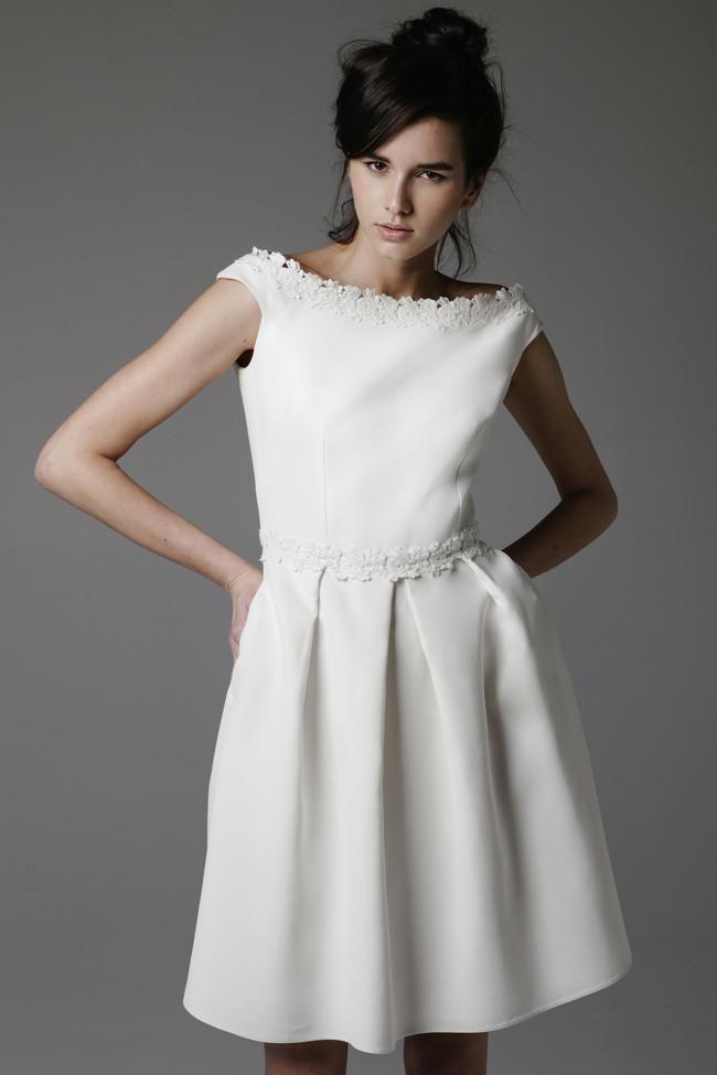 'Little White Dress', la colección 'prêt-à-porter' de Otaduy