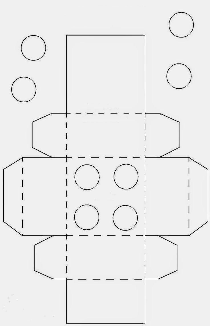 CreaTries Kaarten: Traktatie Lego doosje