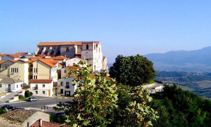 Sant'Angelo dei Lombardi, Avellino, Campania Angeli