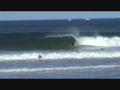 """Classic surf in Northland New Zealand. Original Surf Music Video. """"Watch Me Fly"""" By Peter Fahey. January 2008"""