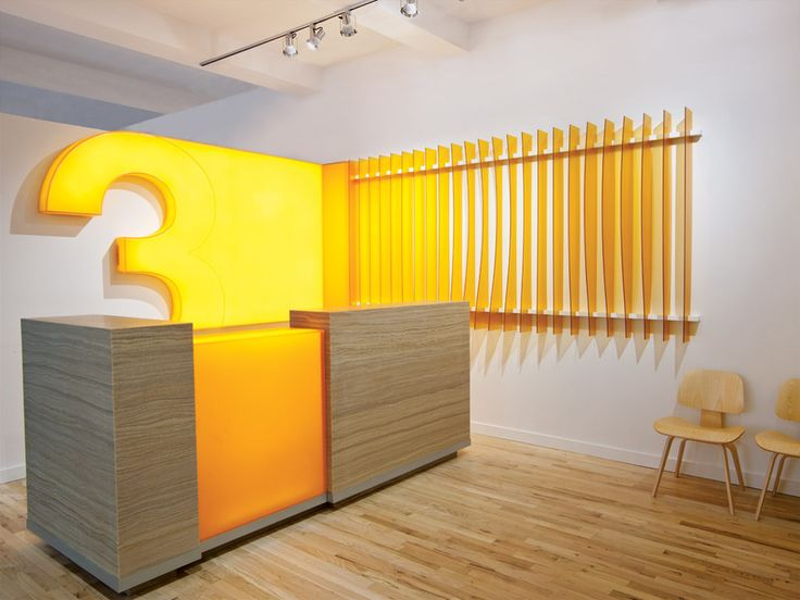 3form New York Showroom | Entrance | Installations | 3form