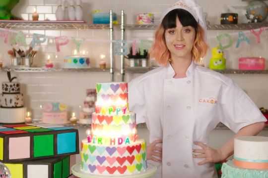 Video Premiere: Katy Perry - Birthday [Lyric Video]
