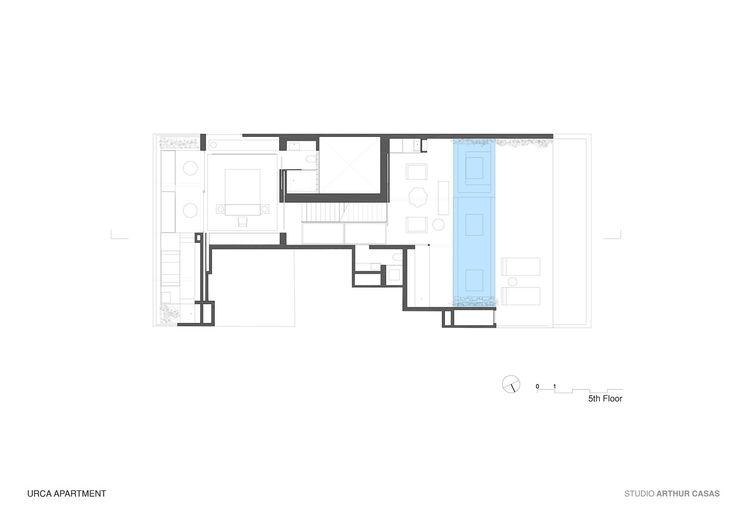 Gallery of GN Apartment   Studio Arthur Casas - 19 Apartments and - fresh 37 blueprint apartments