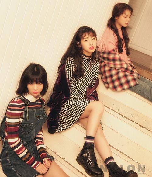 Korean photoshoots