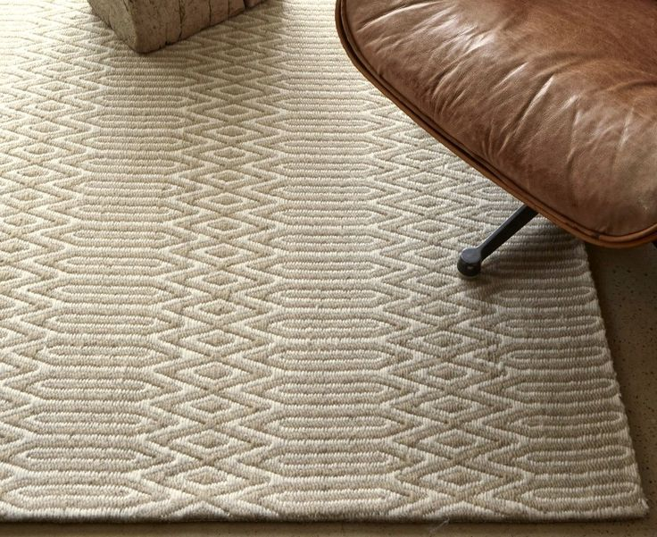The Wool Flatweave Pile Is Very Dense And Heavy Giving Each Rug A Quality Look Feel