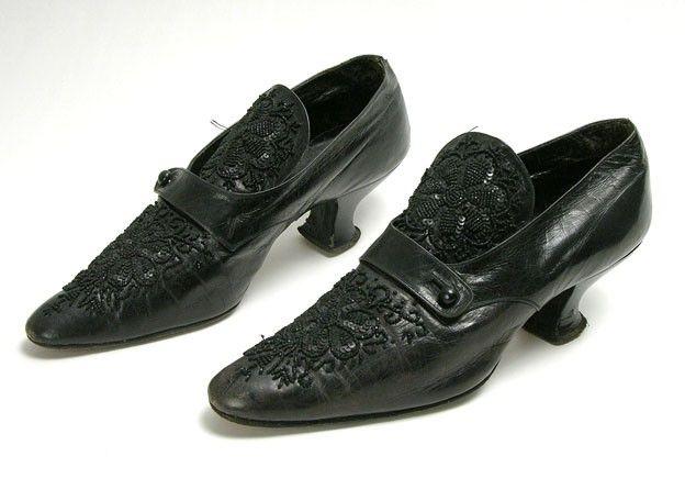 naisten kengät, 1910-luku   Varsinais-Suomen museot (Musketti)   Museo Finna