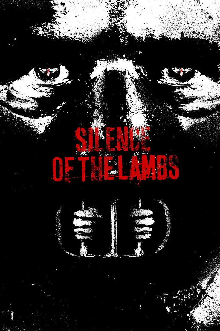 Horror Movie Posters Silence Of The Lambs