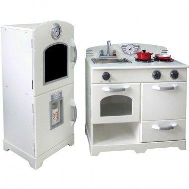 7 Best Teamson Children 39 S Wooden Toy Kitchens Play