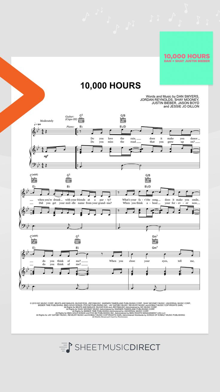sheet music app for piano