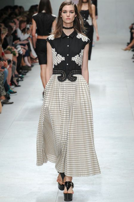 Carven | Spring 2014 Ready-to-Wear Collection | Style.com