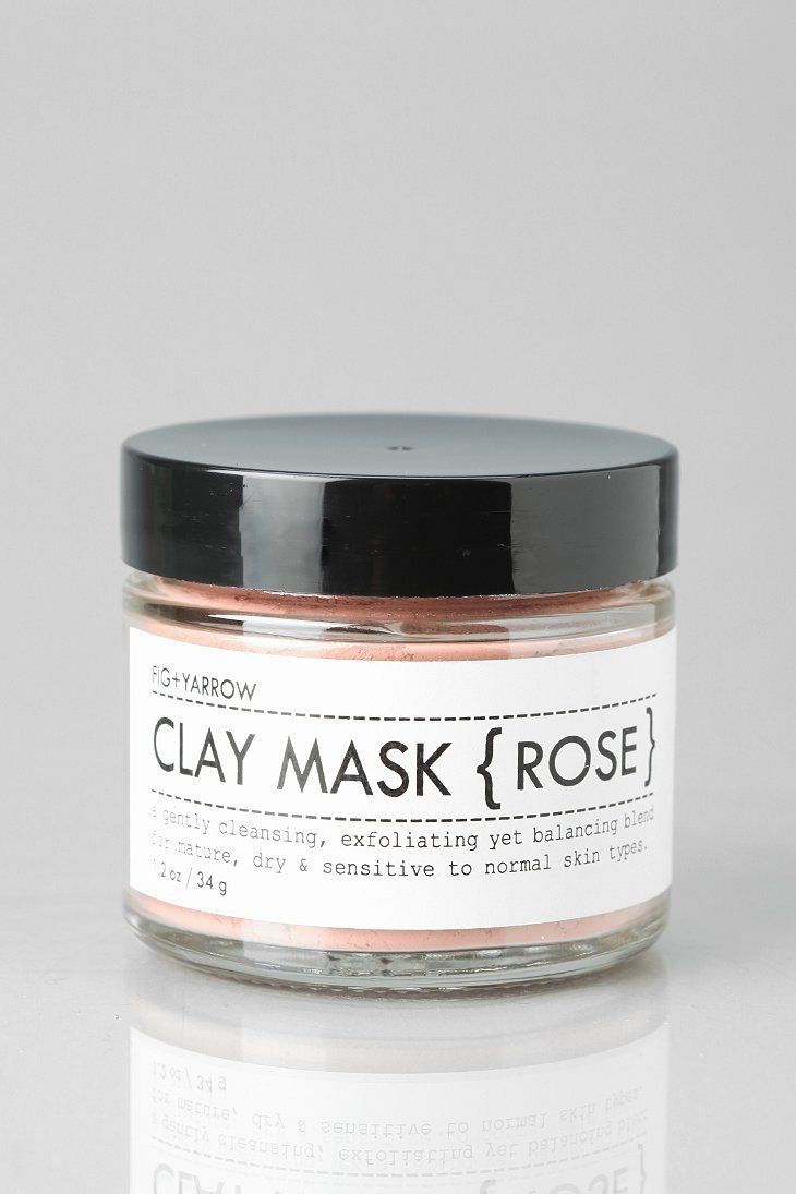 Fig + Yarrow Clay Mask