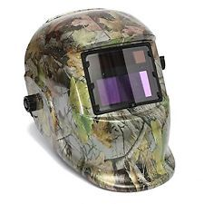 Forest Solar Auto Darkening Welding Helmet Arc Tig Mig Mask Grinding certified
