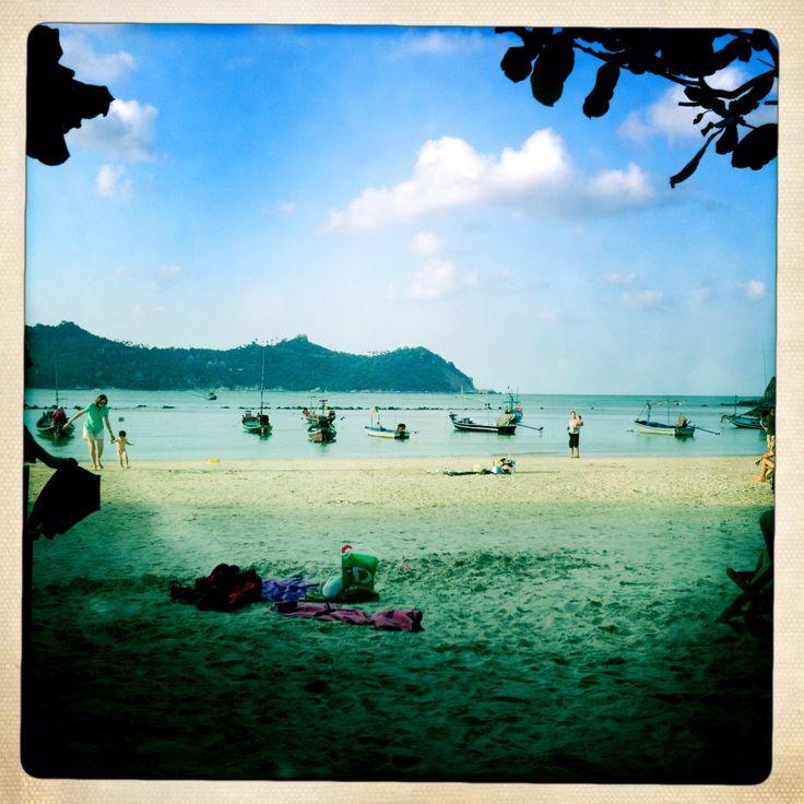 Longtail Beach Resort, Thong Nai Pan Yai, Koh Phangan, Thailand