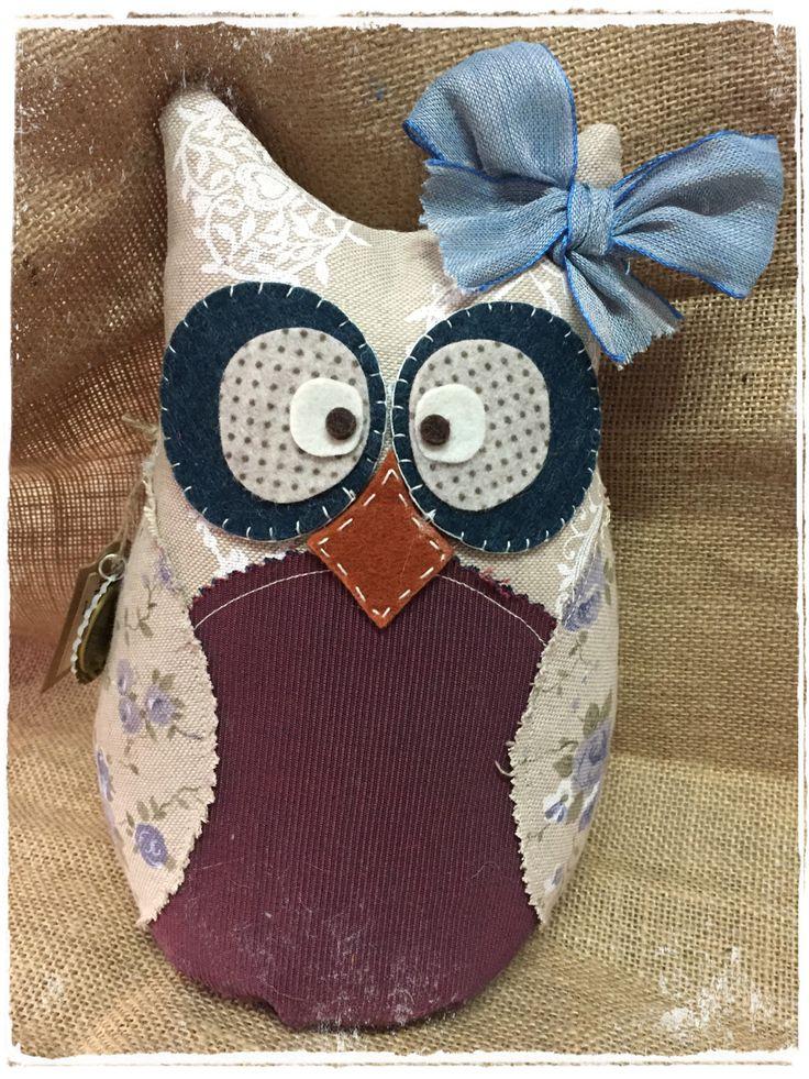 fermaporta/doorstop owl