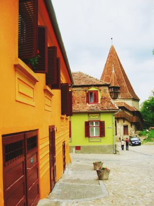 Week-end Break: Atmosfera medievala in Sighisoara #destinationany #anywheretraveler