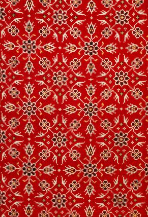 Indian textile - print