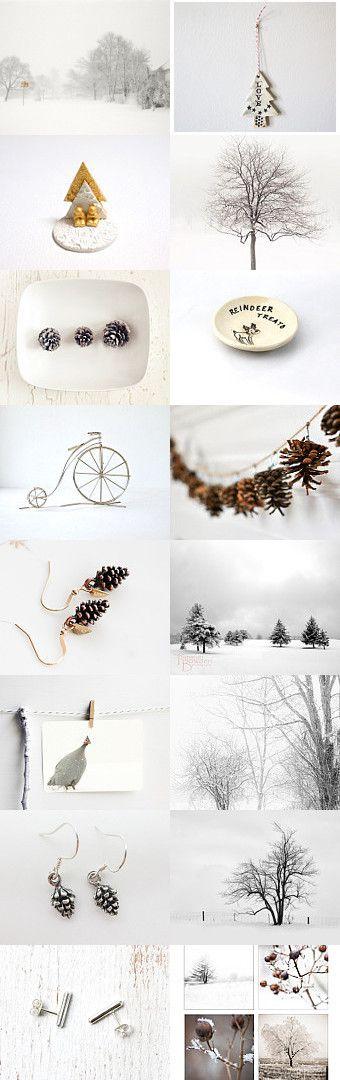 #winter #moodboard