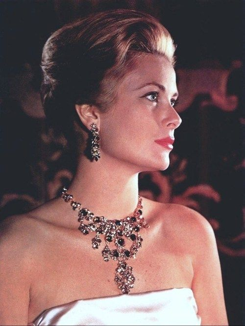 Grace Kelly i was named after her