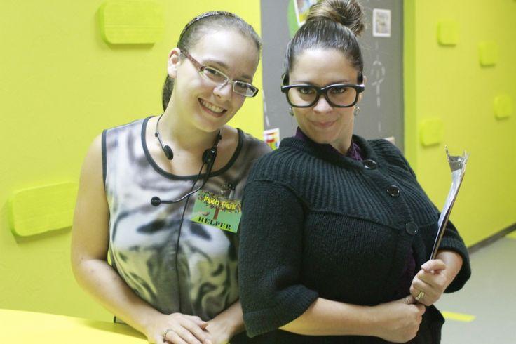 Christa and Chantal