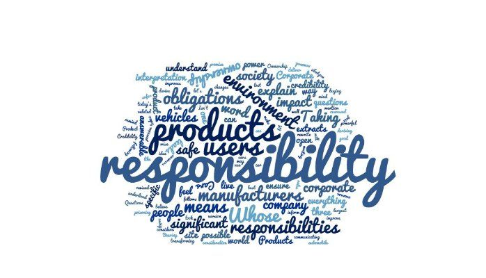 Taking Ownership of Responsibility = Credibility