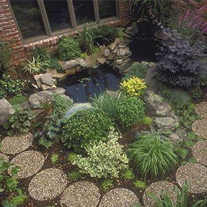 How to make a Rain Garden Rain Gardens Pinterest Gardens