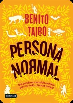 ParlantesNocturnos: Persona normal - Benito Taibo - Reseña