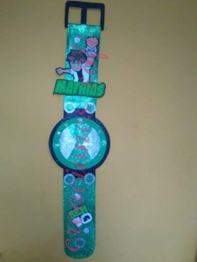 reloj para pared aproximadamente de 1 metro y 1/2