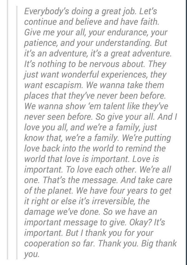 sample speech about family