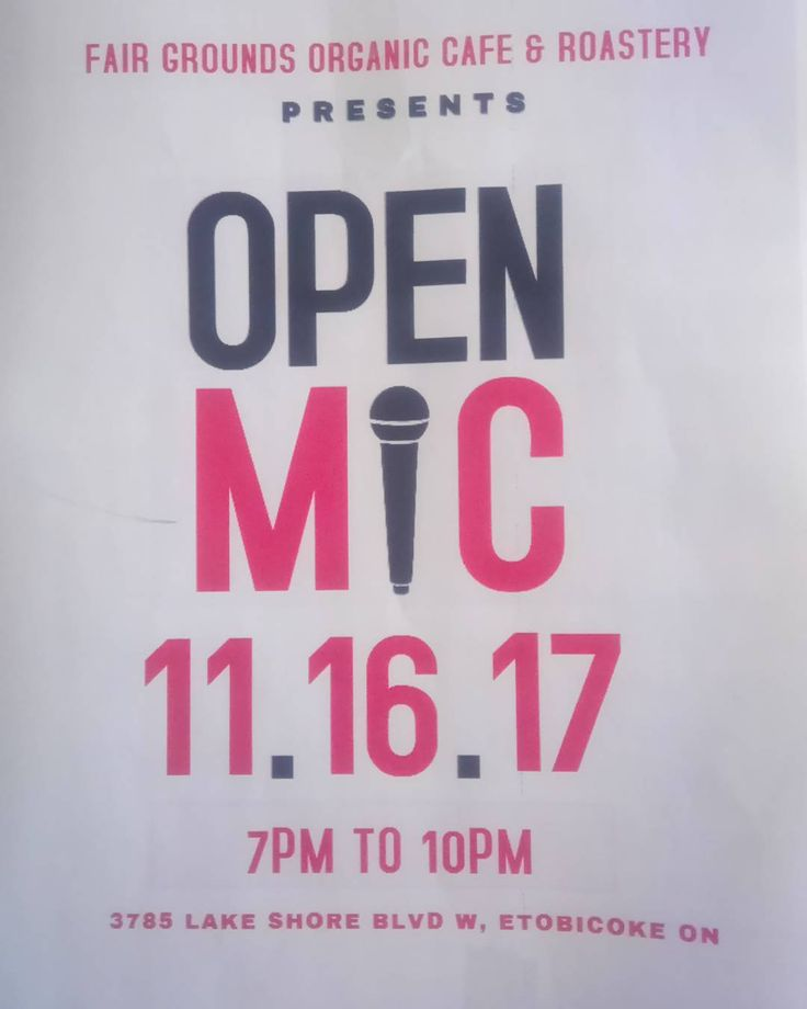Our monthly open mic night is tonight! Come by and listen to some amazing music poetry and other talents or come to join in!  don't forget your coffee fix while you are here!  #toronto #westsidetoronto #lakeshorewest #mimico #barista #poetry #music #cappuccinos #latte #longbranch #blogto #longbranchloop #coffee #tea #organic #fairtrade #food #openmic #portcredit #mississauga #ogden