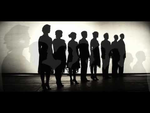The Swingle Singers Music Video Piazzolla 'Libertango'. Omg can this be the opening dance number to something?