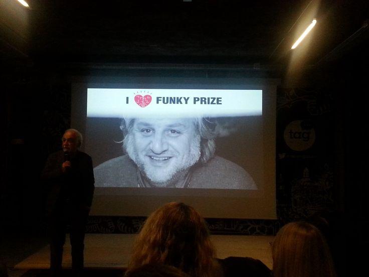 Funky Prize: un premio per il digitale che aiuta innovando