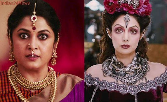 Baahubali: Ramya Krishnan was not SS Rajamouli's first choice to play Sivagami. It was Sridevi