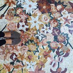 Trends 2018 Mosaic #fashion #decor