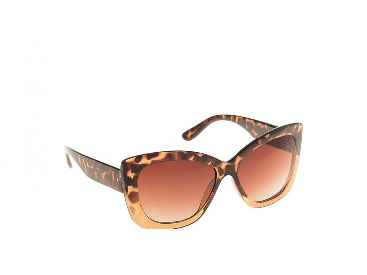 Total Black Sunglasses
