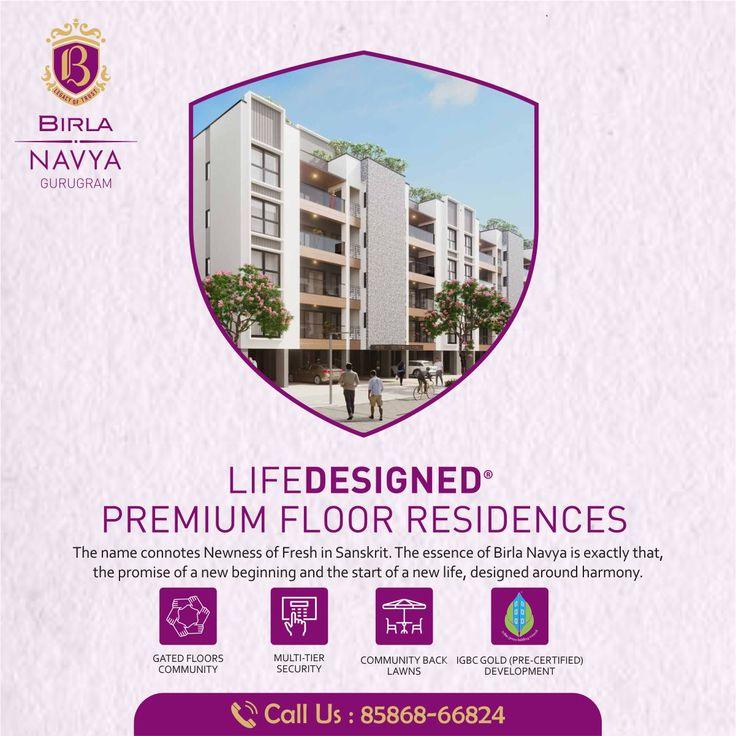 Birla Estates Navya, Call Us 8586866824 in 2020 Gurgaon