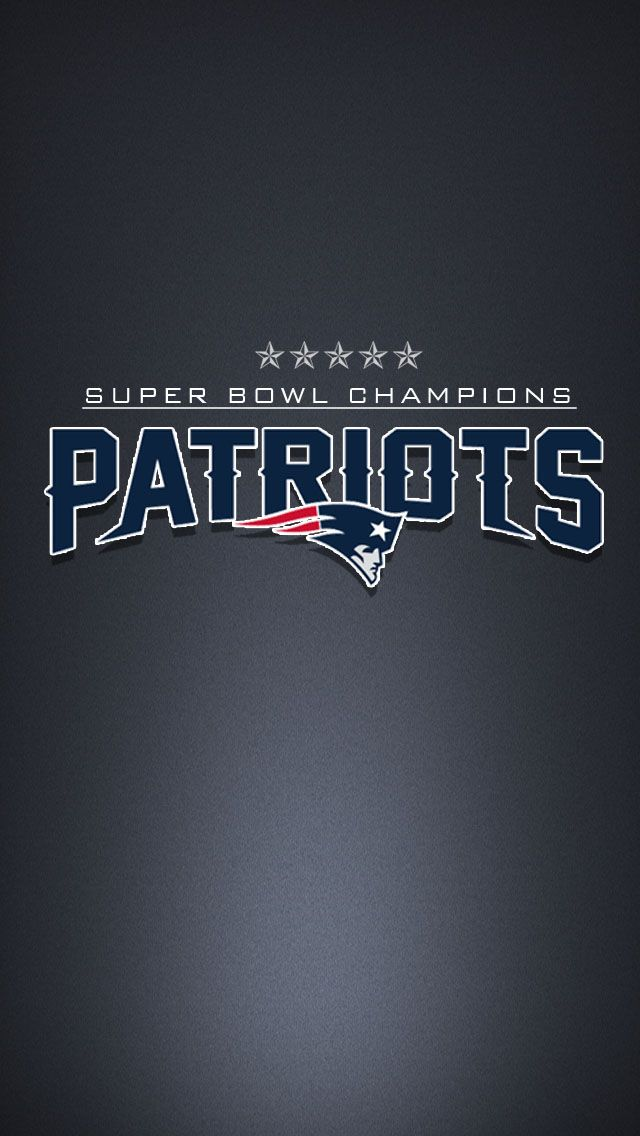 New England Patriots iphone wallpaper