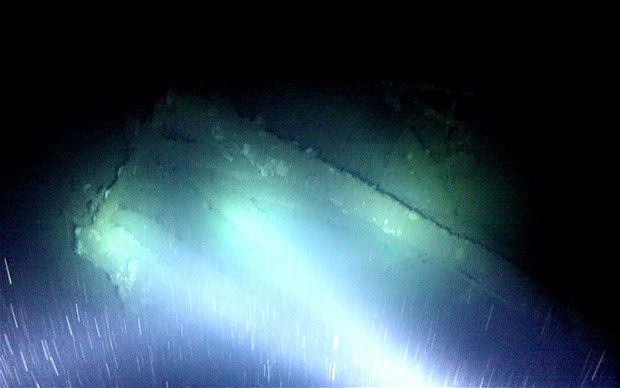Wreck of Captain Scott's ship discovered off Greenland