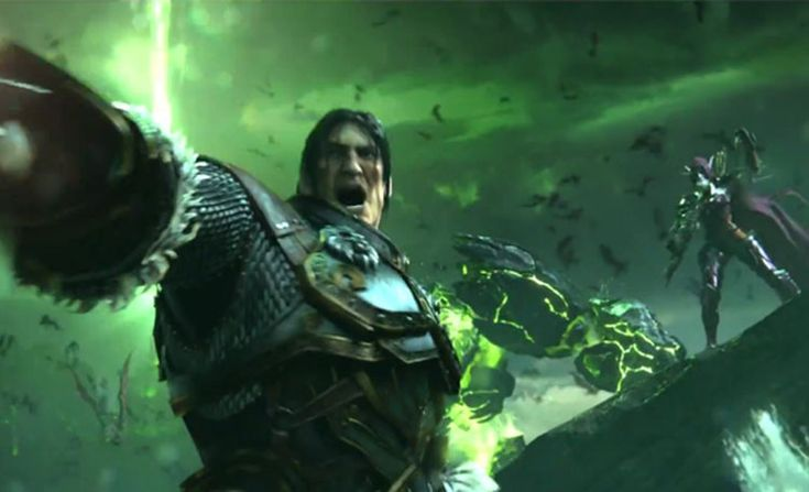 """World of Warcraft: Trailer da Nova Expansão """"Legion"""""""