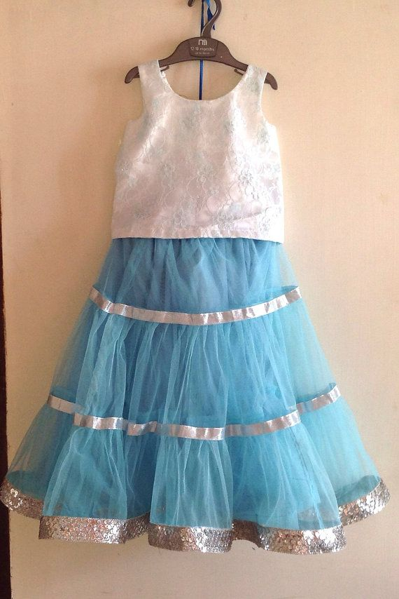 Etsy listing at https://www.etsy.com/listing/190770000/kids-white-and-blue-lace-and-tulle
