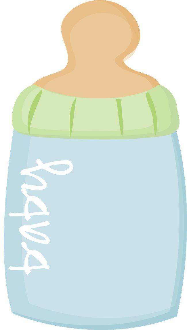 BABY BOTTLE CLIP ART