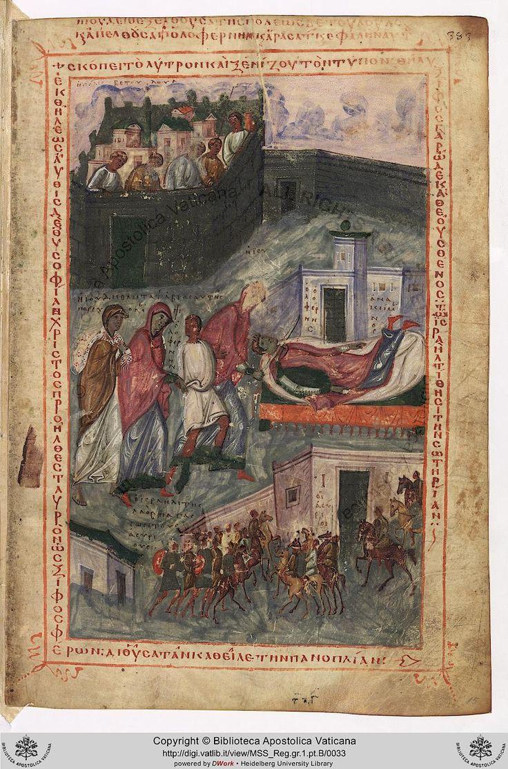 383r Iudithae Olophernis caput abscidentis pictura