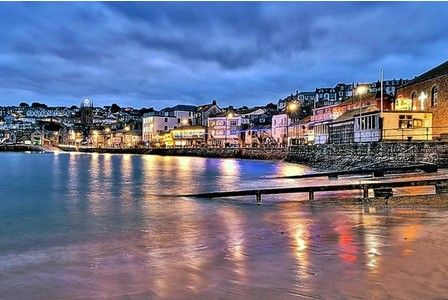 The Golden Hind B & B, St Ives, Cornwall, UK, England. Bed and Breakfast. Travel. Holiday. Staycation. Coastal Holiday. Beach Holiday. Pets Welcome. Wifi. Off Street Parking.
