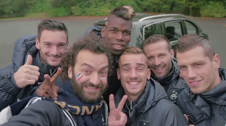 Volkswagen lance un site de covoiturage pour les matchs de l'Équipe de France