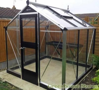Juliana Compact Greenhouse - Greenhouse Stores
