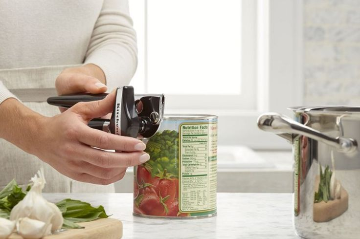10 Best Can Openers for Your Kitchen - Updated 2017