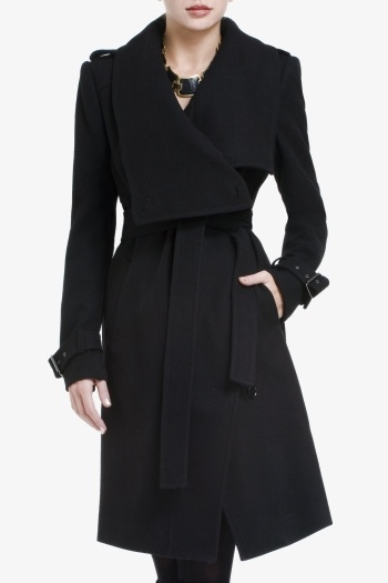 Bcbg Double Breasted Coat Quot Caught This Coat On Sale And