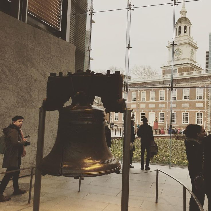 This is not a fight that you have been dealing with flesh and blood  But this is a fight against principalities and evil doers and unclean spirits #philly #libertybell