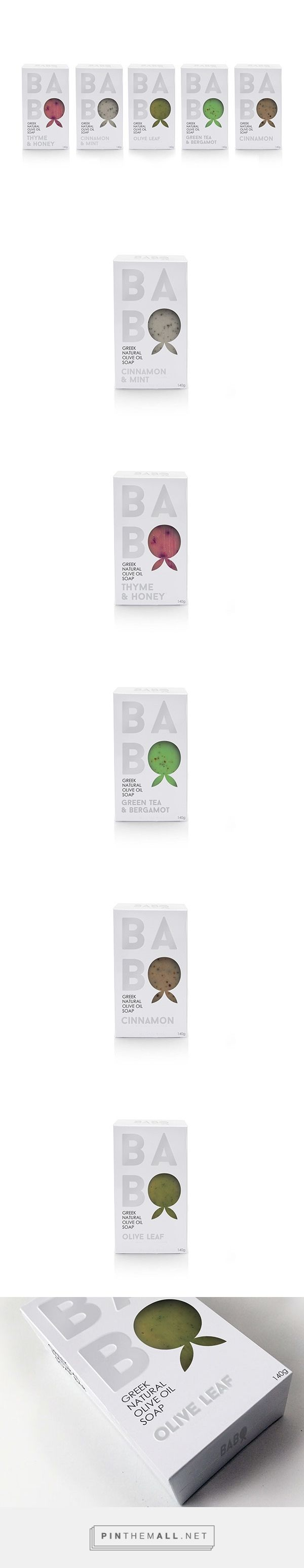 Babo Soap // Babo is a greek new product with natural olive oil soaps.